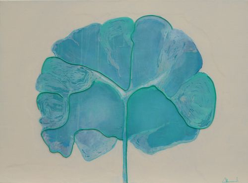Ginkgo turquoise